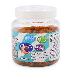 PETTO TOMODACHI Gourmet Seafood Mini Jerky For Cats