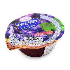 Tarami Grape & Nata De Coco Jelly
