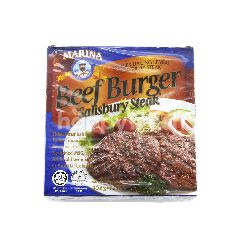 Marina Beef Burger Salisbury Steak