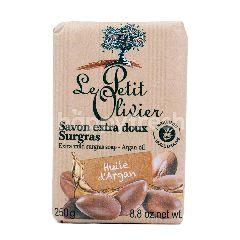 Le Petit Olivier Sabun Savon Extra Doux Minyak Argan