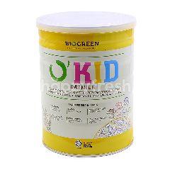 BIOGREEN O'kid Oatmilk