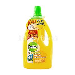 Dettol 4 in 1 Multi Action Cleaner Fresh Citrus (1.5L+500ML)