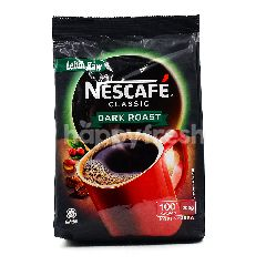 Nescafe Classic Dark Roast Coffee Powder