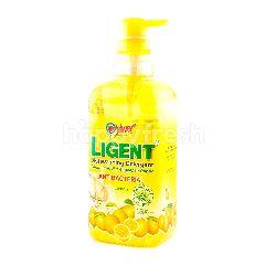 Yuri Ligent Pembersih Perlengkapan Dapur Anti Bakteri Aroma Lemon