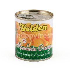 Golden Jeruk Mandarin dalam Sirup