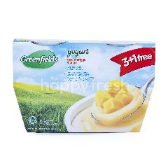 Greenfields Yogurt Rasa Mangga 3� Free