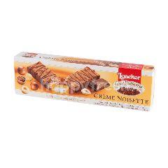 Loacker Fine Milk Chocolate Biscuits With Hezelnut Cream 100 g