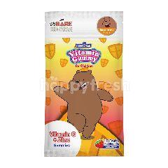 Superkids Vitamin Gummy VitC + Zinc 15s