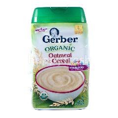 Gerber Organik Sereal Oatmeal