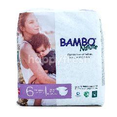 Bambo Nature Popok Celana Bayi Ukuran 6