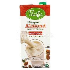 Pacific Susu Almond Organik Tawar