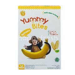Yummy Bites Rice Crackers Banana