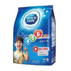 Dutch Lady Milk Powder GUM 456 Chocolate 900g
