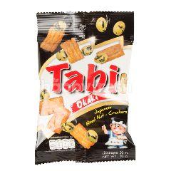ทาบิ โอกากิ ข้าวอบกรอบ สไตล์ญี่ปุ่น ผสมถั่ว