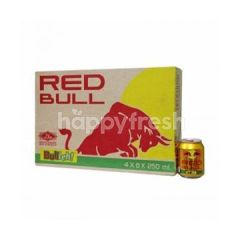 Red Bull Energy Drink Gold Can (250ml x 24)