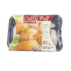 Lazat Sardine Curry Puff (10 Pieces)