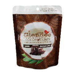 เกลนดี้ มะพร้าวอบรสช็อกโกแลต 40 กรัม