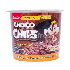 Simba Sereal Choco Chips Kemasan Praktis
