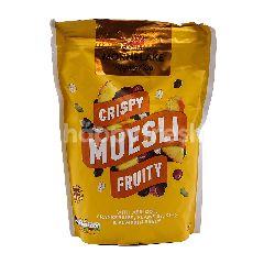 MORNFLAKE Mighty Oats Crispy Muesli Fruity