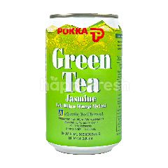 Pokka Chinese Green Tea Jasmine