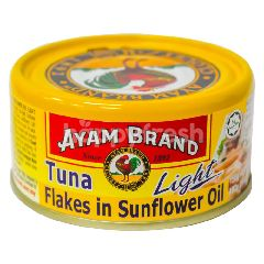 Ayam Brand Sandwich Tuna Flakes In Oil Light