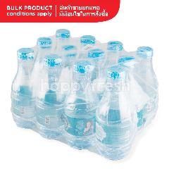 ใหม่ เจริญปุระ น้ำแร่ธรรมชาติ 100 % 330 มล. (แพ็ค 12)