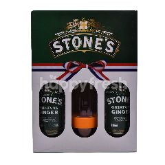 Stone's Original Ginger Wine (2 Bottles)