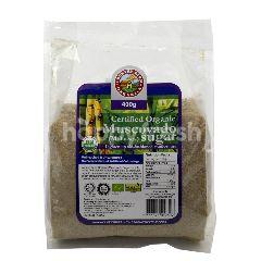Country Farm Organics Organic Muscovado Sugar