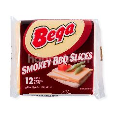 Bega Keju Lembaran Rasa Smokey BBQ