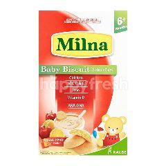 Milna Baby Biscuit Mixed Fruit