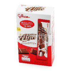 กูลิโกะ แอลฟี่ ขนมหวานรสช็อกโกแลต