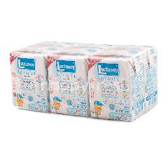แลคตาซอย นมถั่วเหลือง รสจืด 125 มล. (แพ็ค 6)
