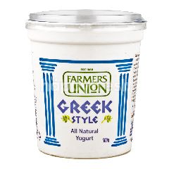 Farmers Union Greek Style Yoghurt All Natural Formula 500 g