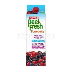 MARIGOLD Peel Fresh Powerjuice Powerberries Juice Drink 1L