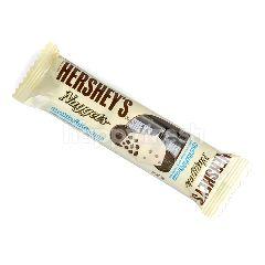 เฮอร์ชี่ส์ ไวท์ช็อกโกแลต ผสมคุกกี้รสช็อกโกแลต 28 กรัม