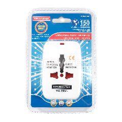 Kenmaster Universal Travel Adaptor KM-931