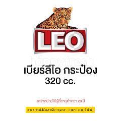 ลีโอ เบียร์กระป๋อง 320 มล. (แพ็ค 24)