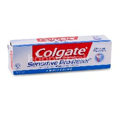 Colgate Sensitif Pro-Relief Whitening