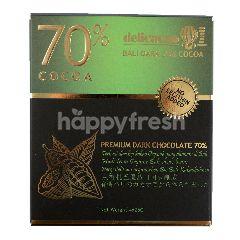 Delicacao Bali Dark 70% Cocoa