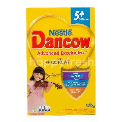Dancow Excel Susu Bubuk Rasa Cokelat 5