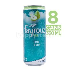 Fayrouz Minuman Berkarbonasi Rasa  Pir