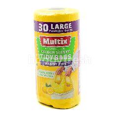 Multix Colour Scents Tidy Bags (Lemon)