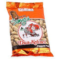 Dua Kelinci Kacang Sangrai