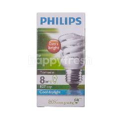 Philips Tornado Putih 8 watt