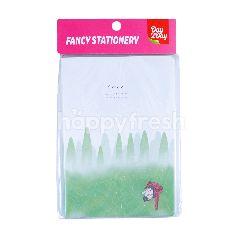 Day 2 Day Fancy Stationery Buku Catatan