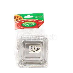 KingFoil Penyimpan Makanan Alumunium 90TP