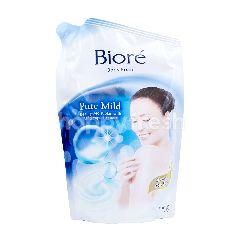 Biore Pure Mild Foam Sabun Badan