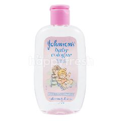 Johnson's Cologne Bayi Slide!