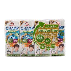 ไวตามิ้ลค์ แชมป์ นมถั่วเหลือง ยูเอชที 180 มล (แพ็ค 4)