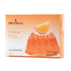 อิมพีเรียล ผงวุ้นเจลาตินสำเร็จรูป รสส้ม